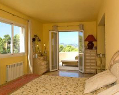 Villa separates Apartment Appartement Santa Ponsa Mallorca Meerblick Pool